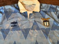 Global Classic Football Shirts | 1989 Lazio Vintage Old Soccer Jerseys